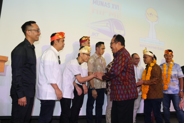 Empat Kandidat Adu Gagasan di Debat Calon Ketua Umum HIPMI