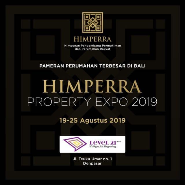 Mau Beli Rumah Murah Gratis Biaya Administrasi? Kunjungi Himperra Property Expo 2019 di Level 21 Mall