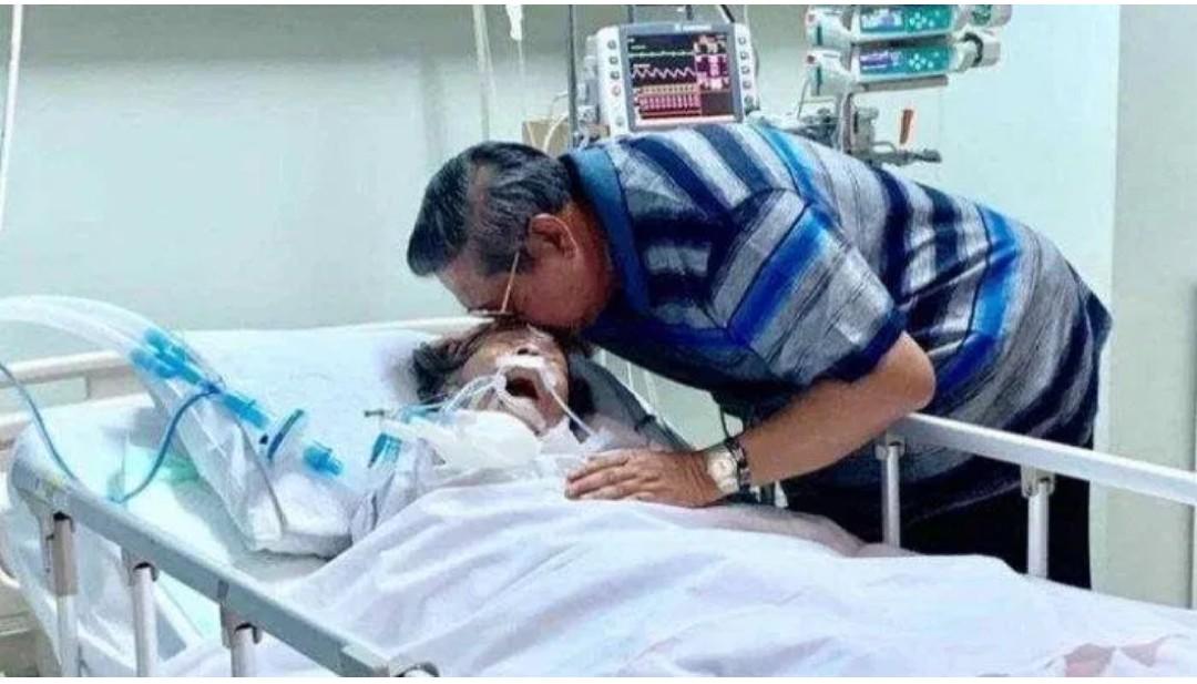 SBY Berduka, Sang Ibunda Tercinta Meninggal