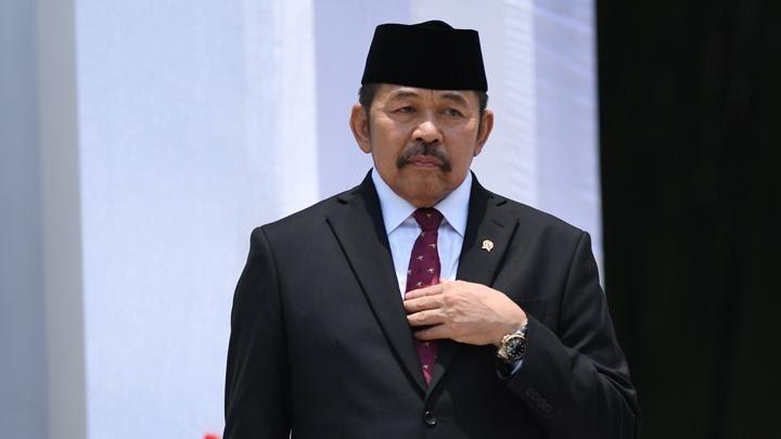 Jaksa Agung ST Burhanuddin Mengaku Dapat Tugas Bereskan 'Jaksa Nakal' dari Presiden