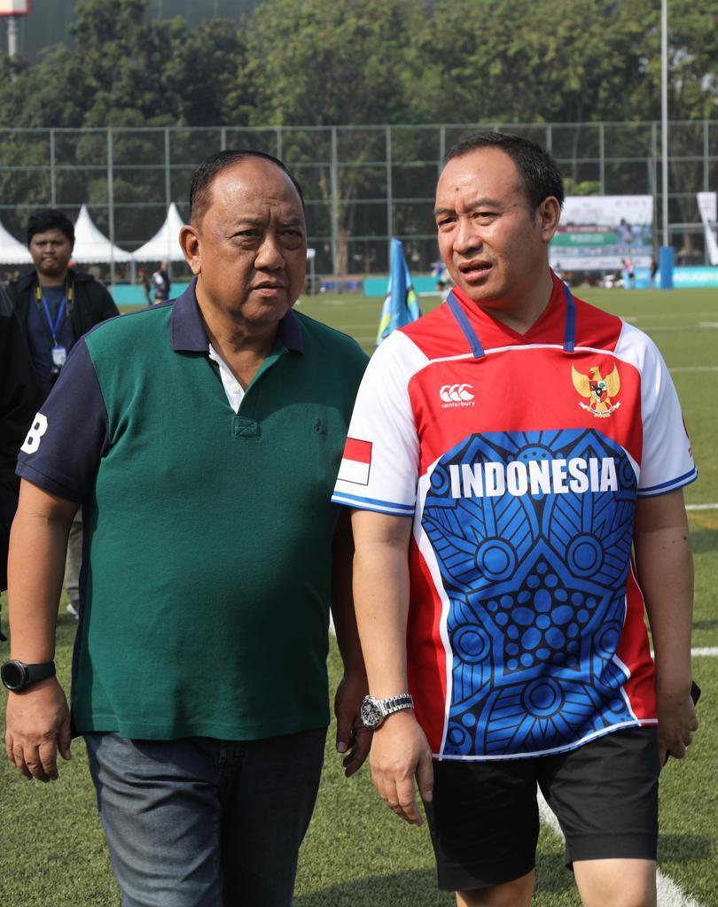 Indonesia Jadi Tuan Rumah Pemilihan Presiden Asia Rugby