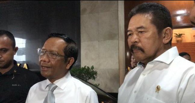 Kerap Diselewengkan, Menko Polhukam-Jaksa Agung Sepakat Bubarkan TP4