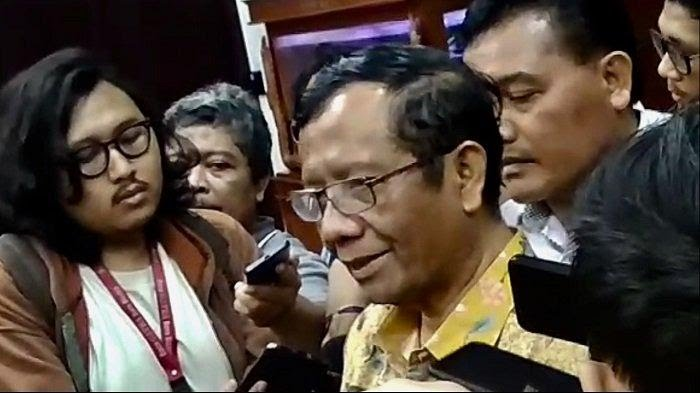 Direktur Utama ke Mahfud MD: Tak Ada Korupsi di PT Asabri!