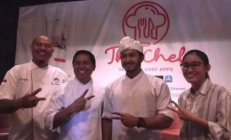 'The Chef' Aplikasi untuk Para Chef Hadir dengan Fitur Lengkap