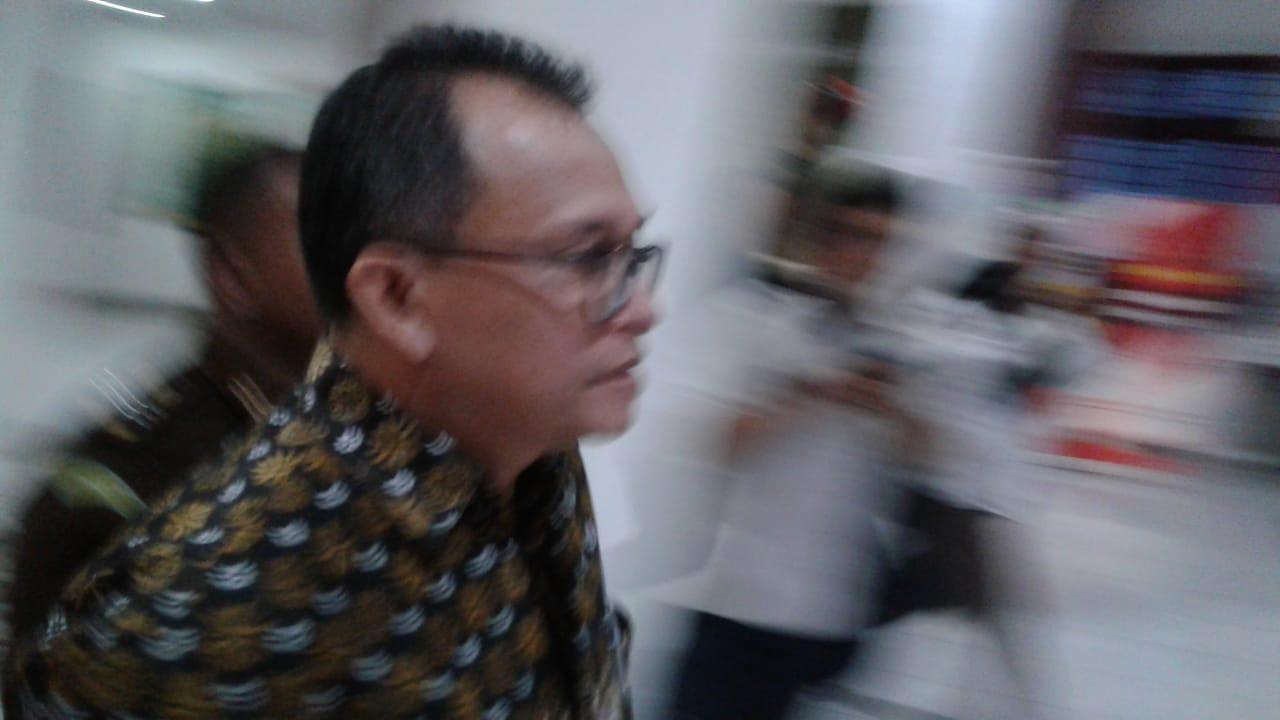 Pimpinan Divisi Treasury Bank Sumut Ditahan Kejatisu
