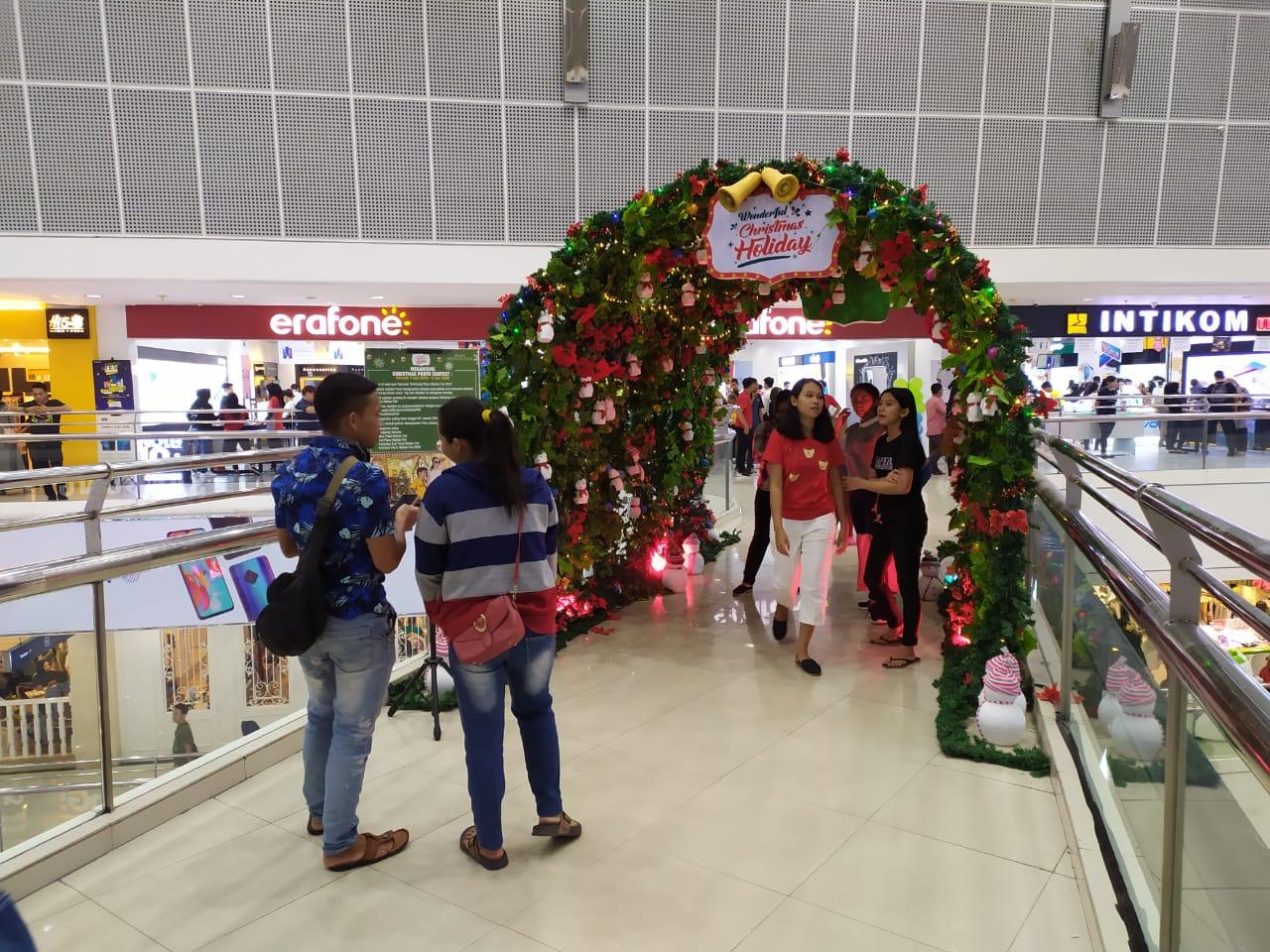 Plaza Medan Fair, Goda Pengunjung Dengan Beragam Spot Foto