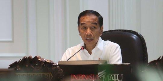 Pelaku Teror ke Novel Baswedan Ditangkap, Presiden Jokowi Heran Publik Masih Gaduh