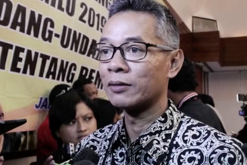 Hendak ke Belitung, Komisioner KPU Wahyu Setiawan Diringkus KPK di Dalam Pesawat