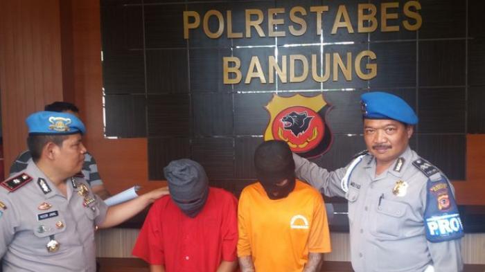 Polisi Berhasil Ringkus Dua Bocah Pelaku Penusukan Brutal di Bandung