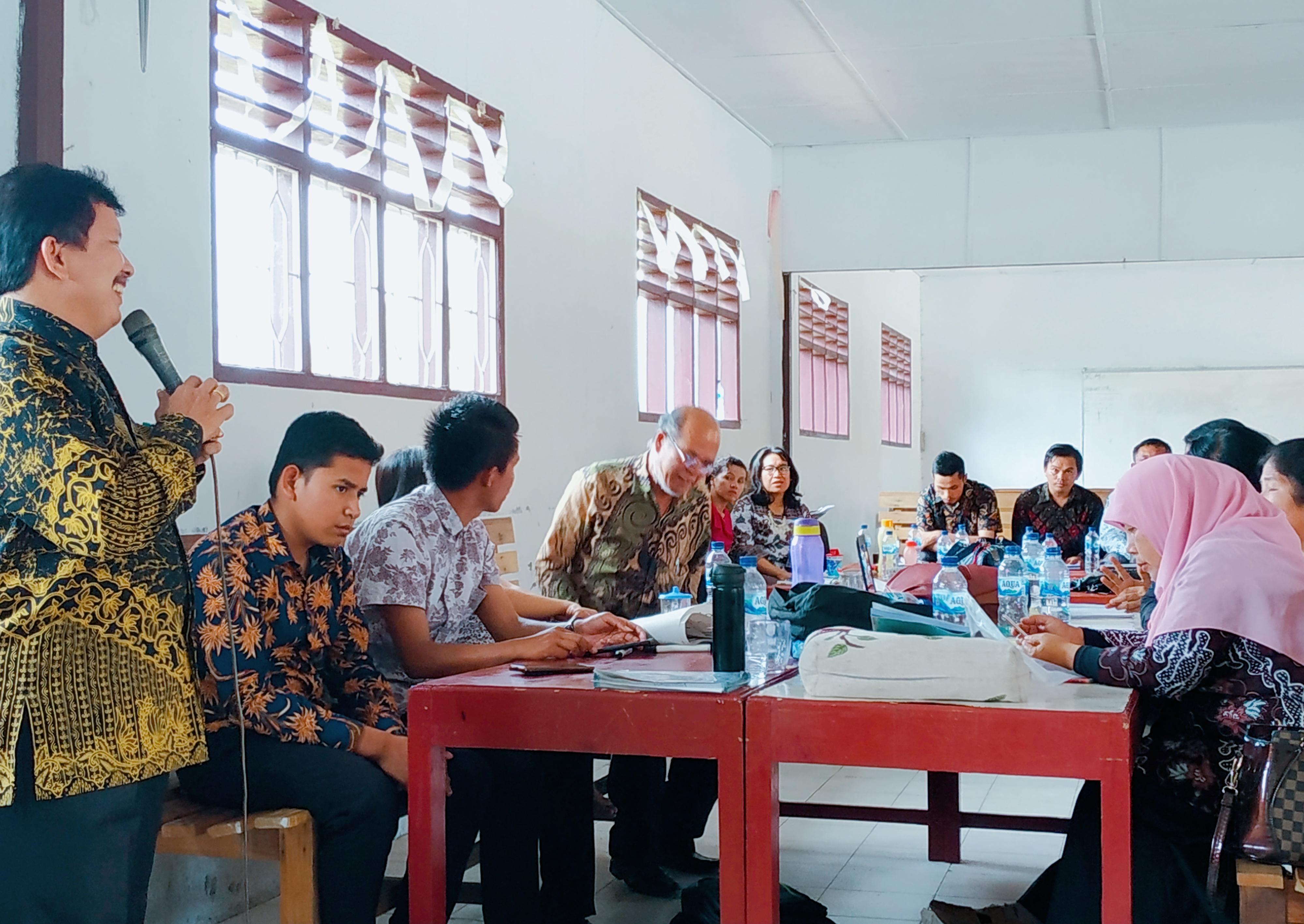 Sekolah Anugerah dan Sekolah Parulian 6 Kabupaten Dairi Siap Menyambut Merdeka Belajar